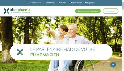 Site internet de Gipharmad Lille et Phoegimed