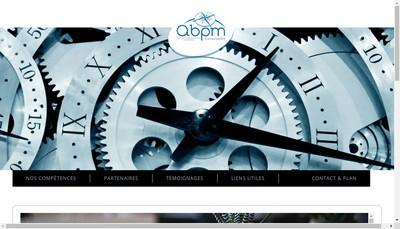 Site internet de Abpm Comptabilite