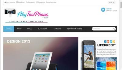 Site internet de Abytonphone