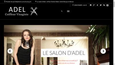 Site internet de Adel