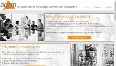 Site internet de Ag2M