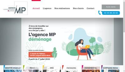 Site internet de MP 2 Ooo