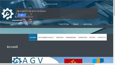 Site internet de Ausilub - Ausim - Agro Mecatronique - Africa Maintenance