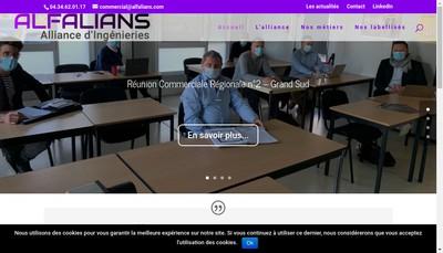 Site internet de Alfadir
