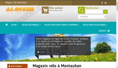 Site internet de Aloisir