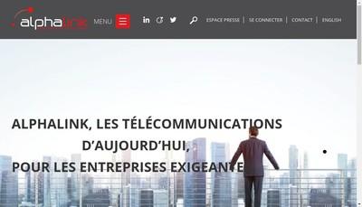 Site internet de Cesam Net