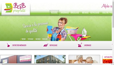 Site internet de Bgb Avicole SARL