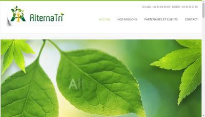 Site internet de Alternatri 53