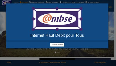 Site internet de Ambse