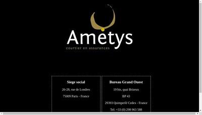 Site internet de Ametys