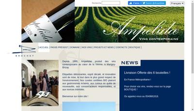 Site internet de Alliance-Poitou - Clement-Charron