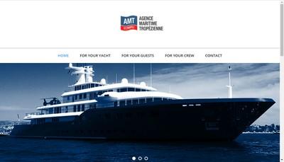 Site internet de Amt Yachting