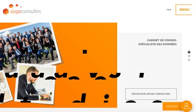 Site internet de Apgar France