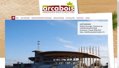 Site internet de Arcabois