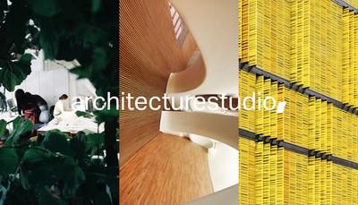 Site internet de Architecture Studio