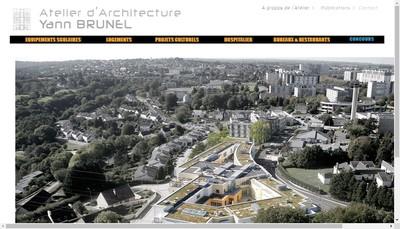 Site internet de Yann Brunel