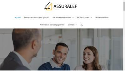 Site internet de Assuralef