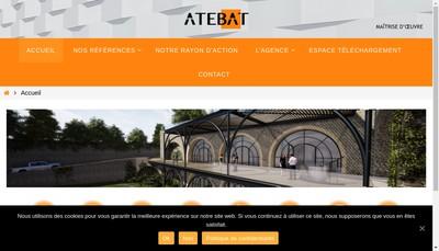 Site internet de Atebat