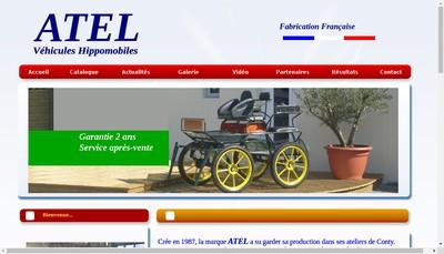 Site internet de Atel SARL