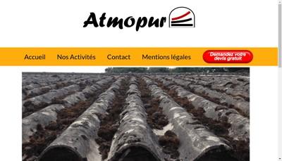 Site internet de Atmopur