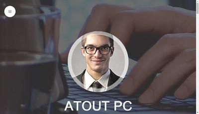 Site internet de Atout Pc