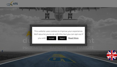 Site internet de Ats International