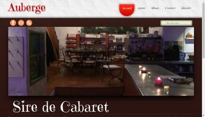 Site internet de Sire de Cabaret