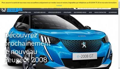 Site internet de Auto Bhl