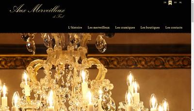 Site internet de Lvdh Hauts de France 1