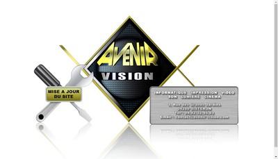 Site internet de Avenir Vision Magic Record Mega Ach