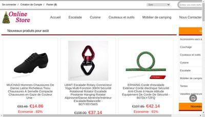 Site internet de Avenir Ambulances SARL