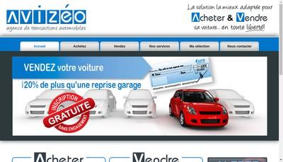 Site internet de Avizeo