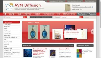 Site internet de Maison de l'Emmanuel Editions de l'Emmanuel Il Est Vivant
