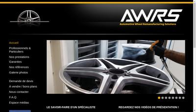 Site internet de Awrs Apr All Wheel Rep Speci