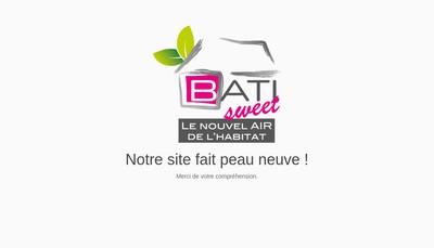 Site internet de Bati-Sweet