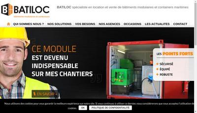 Site internet de Batiloc