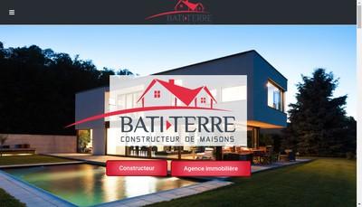 Site internet de Bati-Terre