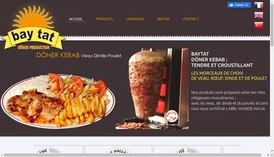 Site internet de Bay