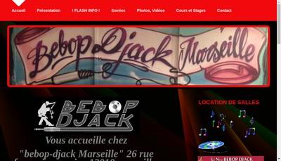 Site internet de Bebop-Djack