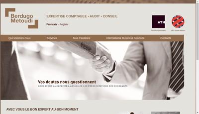 Site internet de Capefi Kbm Bm & Associes Fiducia Ubm Bbm