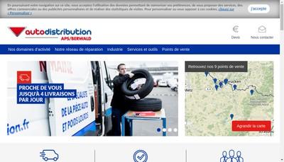 Site internet de Berwald