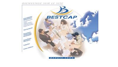 Site internet de Bestcap