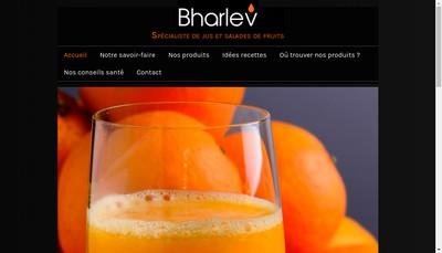 Site internet de Bharlev Invest