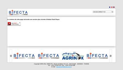 Site internet de Bifecta