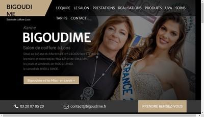 Site internet de Bigoudime