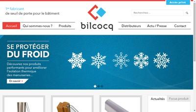 Site internet de Bilcocq