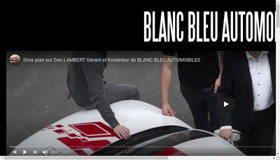 Site internet de Muehlenberg Automobiles-Kilian Automobiles-Vogel Blanc Bleu Automobiles