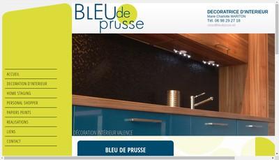 Site internet de Marie-Charlotte Charrain Brisseaud