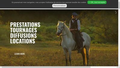 Site internet de Blg Media