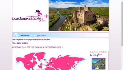 Site internet de Travicom